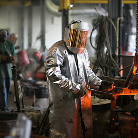Tour Our Foundry